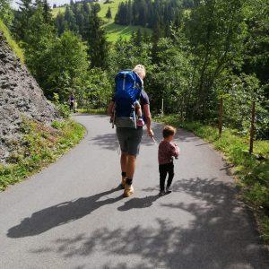 Rugdrager Thule Sapling Elite in Zwitserland